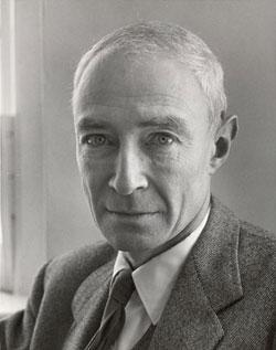 Robert julius oppenheimer